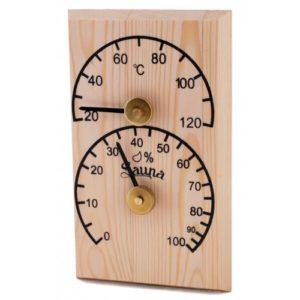 Термометры, банные станции