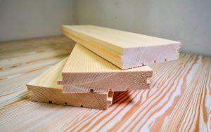 Устройство деревянного пола из доски
