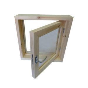 Окна с двойным стеклом